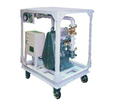 SVP type Small Vacuum Pump Unit